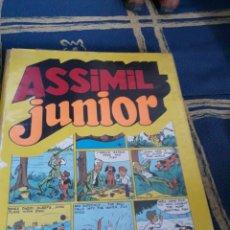 Libros: LIBRO ASSIMIL JUNIOR ENGLISH 150 LESSON COMPLETO. Lote 134934626