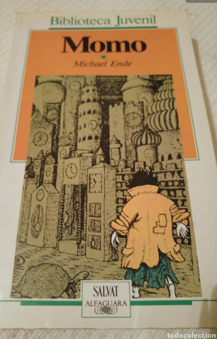MOMO DE MICHAEL ENDE (Libros Nuevos - Literatura Infantil y Juvenil - Cuentos juveniles)
