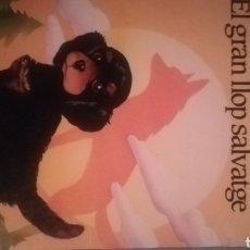 Libros: EL GRAN LLOP SALVATGE. Lote 137669654