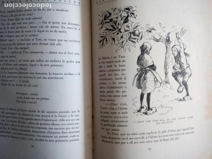 Libros: LA DANSA DE LES FULLES-ANTONI SABATERI MUR- PRIMERA EDIÇIÓ ANY 1937-( CATALÁ) - Foto 3 - 139540590