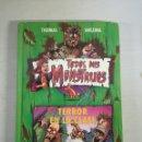 Libros: TODOS MIS MONSTRUOS. EL TERROR EN LA CLASE. THOMAS BREZINA. Lote 144657456