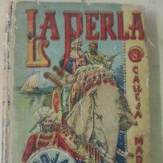 Libros: LA PERLA ROJA - SATURNINO CALLEJA. Lote 144705282