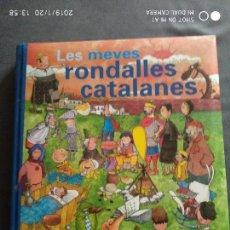 Libros: LES MEVES RONDALLES CATALANES. Lote 147710274
