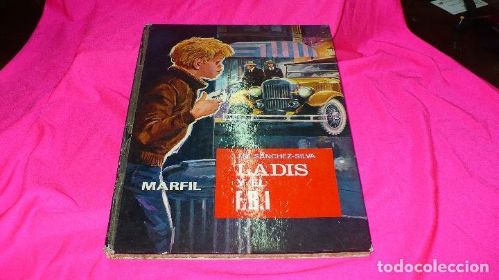 LADIS Y EL F.B.I, MARFIL, DEL 1970. (Libros Nuevos - Literatura Infantil y Juvenil - Cuentos juveniles)