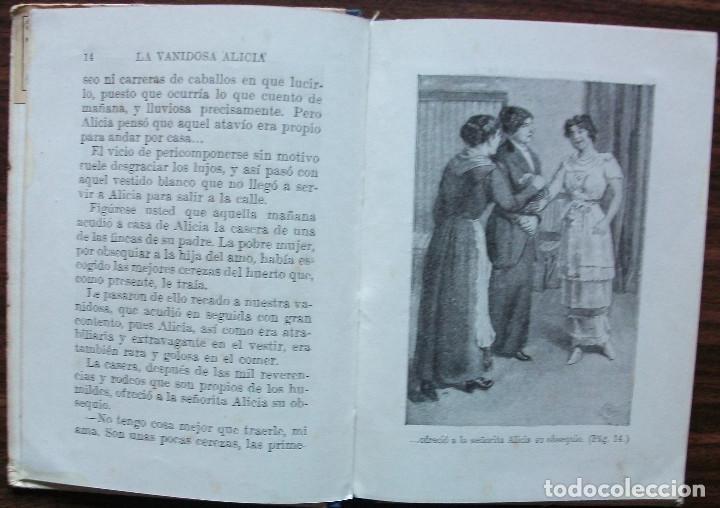 Libros: LA VANIDOSA ALICIA. 1941 - Foto 3 - 155248662