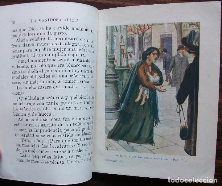 Libros: LA VANIDOSA ALICIA. 1941 - Foto 4 - 155248662