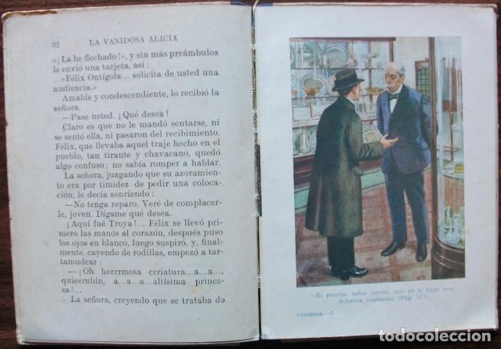 Libros: LA VANIDOSA ALICIA. 1941 - Foto 5 - 155248662