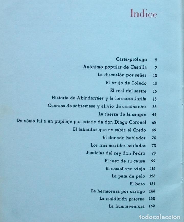 Libros: JOYAS DEL CUENTO ESPAÑOL. 1965 - Foto 2 - 155805690