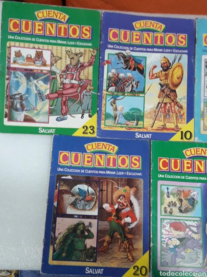 Libros: LOTE DE 5 CUENTA CUENTOS N°10,13,20,23,28 - Foto 2 - 156754989
