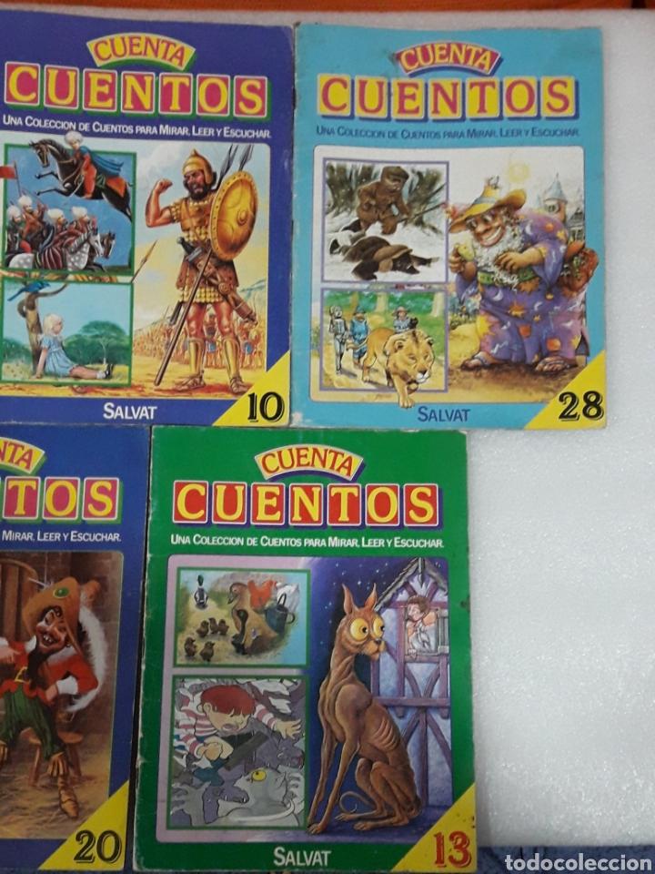 Libros: LOTE DE 5 CUENTA CUENTOS N°10,13,20,23,28 - Foto 3 - 156754989