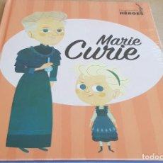 Libros: MARIE CURIE / COLECCIÓN: MIS PEQUEÑOS HÉROES / PRECINTADO.. Lote 158536298