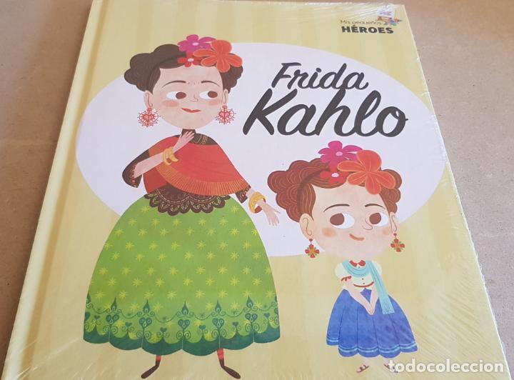 FRIDA KAHLO / COLECCIÓN: MIS PEQUEÑOS HÉROES / PRECINTADO. (Libros Nuevos - Literatura Infantil y Juvenil - Cuentos juveniles)