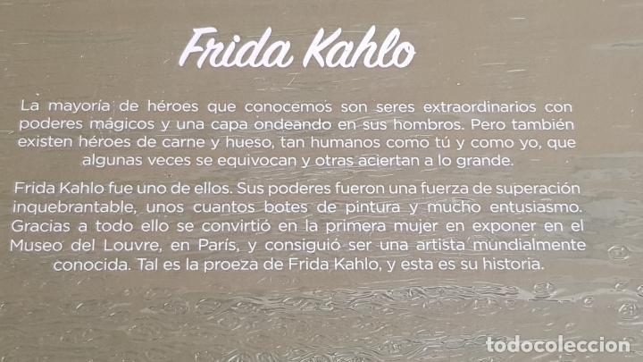 Libros: FRIDA KAHLO / COLECCIÓN: MIS PEQUEÑOS HÉROES / PRECINTADO. - Foto 2 - 158536566