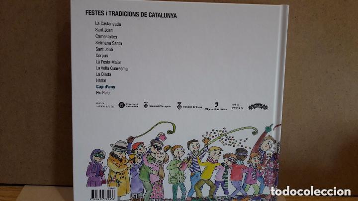 Libros: FESTES I TRADICIONS DE CATALUNYA / CAP DANY / PILARIN BAYÉS / EDICIONS 62 - 2016. - Foto 4 - 159243174