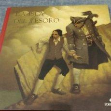 Libros: LA ISLA DEL TESORO EDICIÓN EDELVIVES. Lote 159906470