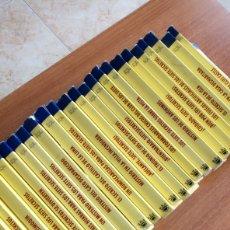 Livros: ENID BLYTON. LOS SIETE. 23 LIBROS RBA SERIE LOS 7.. Lote 160978678