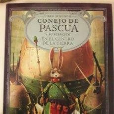 Libros: CONEJO DE PASCUA LIBRO. Lote 161558344