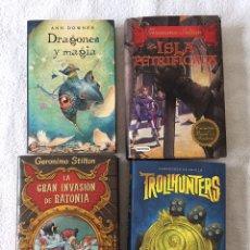 Livros: LIBROS JUVENILES VARIOS TÍTULOS. Lote 166096236