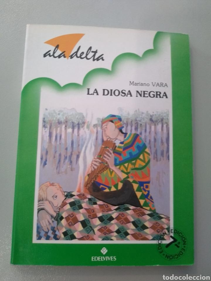 LA DIOSA NEGRA. MARIANO VARA. EDELVIVES. 9788426319258 (Libros Nuevos - Literatura Infantil y Juvenil - Cuentos juveniles)
