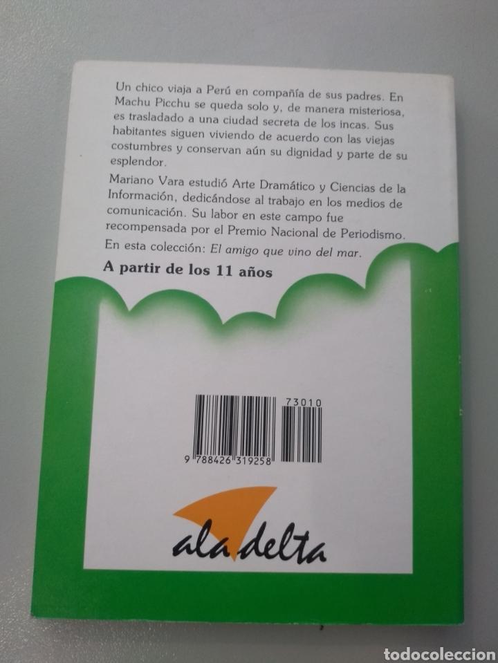 Libros: La diosa Negra. Mariano Vara. Edelvives. 9788426319258 - Foto 2 - 169631085