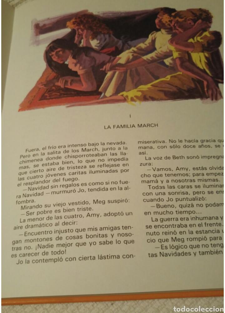 Libros: Mujercitas ediciones Susaeta - Foto 2 - 170887489