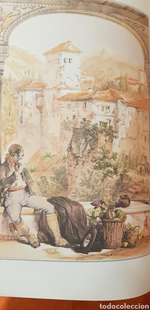 Libros: CUENTOS DE LA ALHAMBRA. - Foto 4 - 176899010