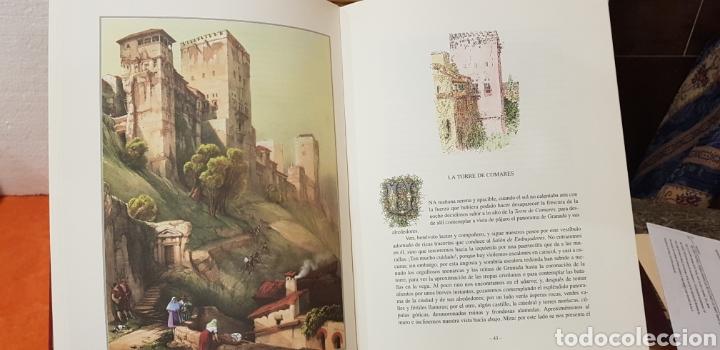 Libros: CUENTOS DE LA ALHAMBRA. - Foto 6 - 176899010