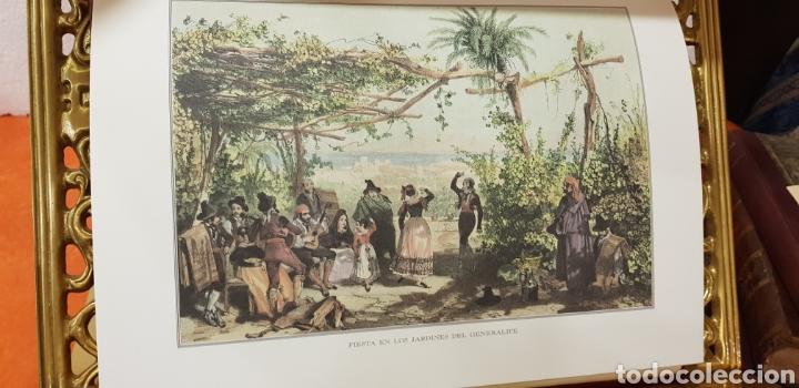 Libros: CUENTOS DE LA ALHAMBRA. - Foto 8 - 176899010