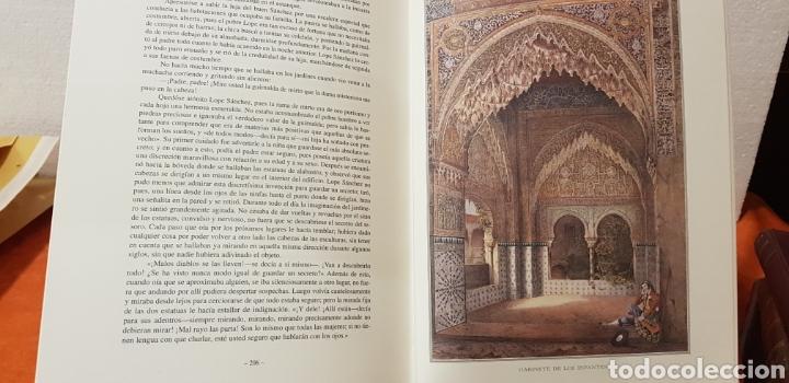 Libros: CUENTOS DE LA ALHAMBRA. - Foto 10 - 176899010