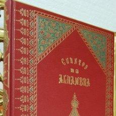 Libros: CUENTOS DE LA ALHAMBRA.. Lote 176899010