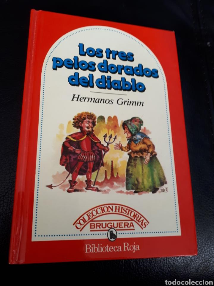 CUENTO LOS TRES PELOS DORADOS DEL DIABLO (Libros Nuevos - Literatura Infantil y Juvenil - Cuentos juveniles)