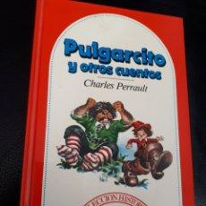 Libros: CUENTO PULGARCITO. BRUGUERA. Lote 177294605