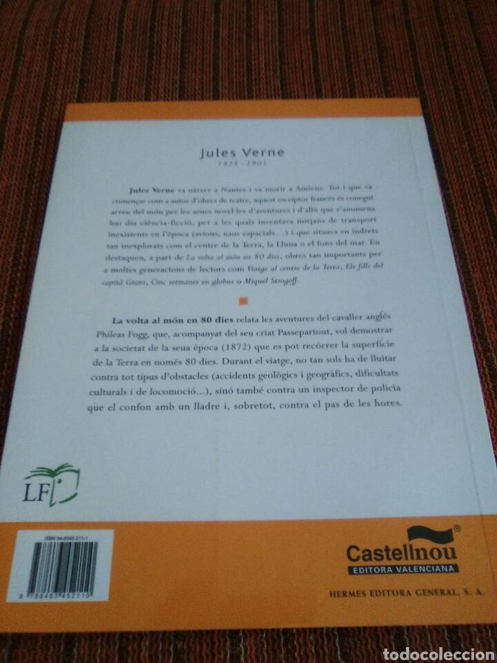 Libros: La volta al mon en 80 dies - Foto 2 - 180161398