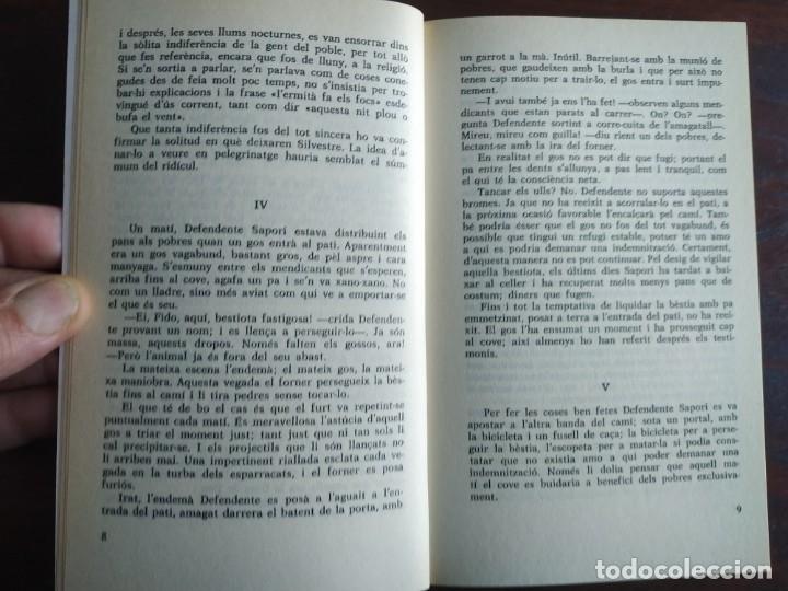 Libros: El gos que va veure Deu, Onze comptes de Dino Buzzati. La ironia crua i l'humanisme realista i - Foto 3 - 183078203