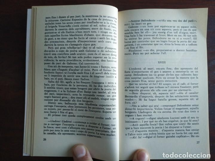 Libros: El gos que va veure Deu, Onze comptes de Dino Buzzati. La ironia crua i l'humanisme realista i - Foto 5 - 183078203