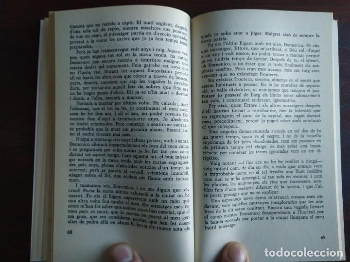 Libros: El gos que va veure Deu, Onze comptes de Dino Buzzati. La ironia crua i l'humanisme realista i - Foto 7 - 183078203