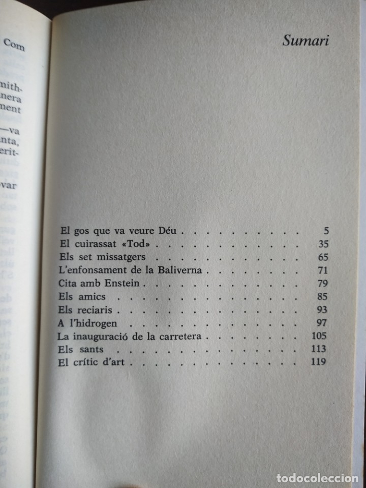 Libros: El gos que va veure Deu, Onze comptes de Dino Buzzati. La ironia crua i l'humanisme realista i - Foto 9 - 183078203