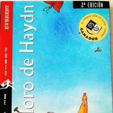 Libros: EL LORO DE HAYDN TAPA DURA. Lote 183390723