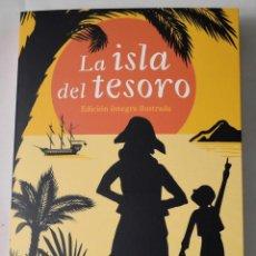Libros: LA ISLA DEL TESORO. ROBERT LOUIS STEVENSON.. Lote 184928125