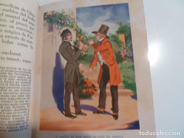 Libros: EL HOMBRE QUE VENDIÓ SU SOMBRA. ARALUCE. 8 ABRIL 1930.1ª EDICION. ILUST E. OCHOA - Foto 8 - 186212947