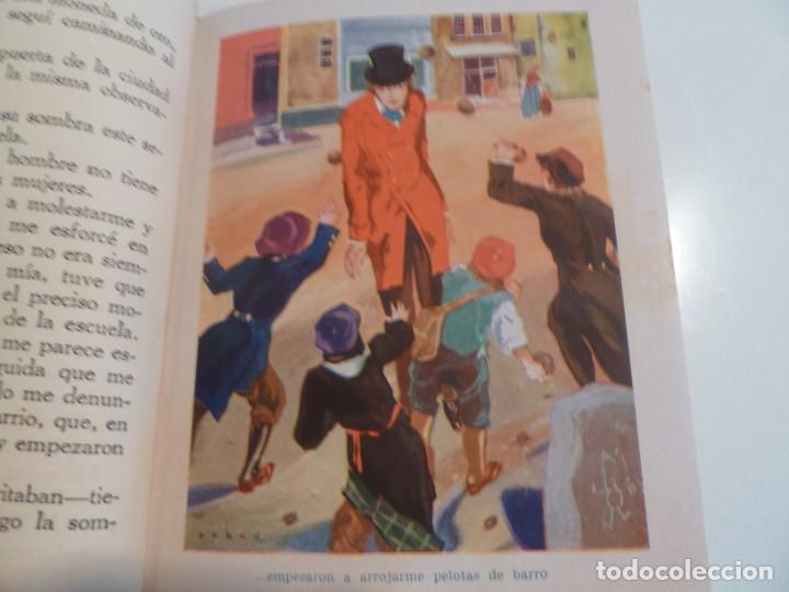 Libros: EL HOMBRE QUE VENDIÓ SU SOMBRA. ARALUCE. 8 ABRIL 1930.1ª EDICION. ILUST E. OCHOA - Foto 9 - 186212947