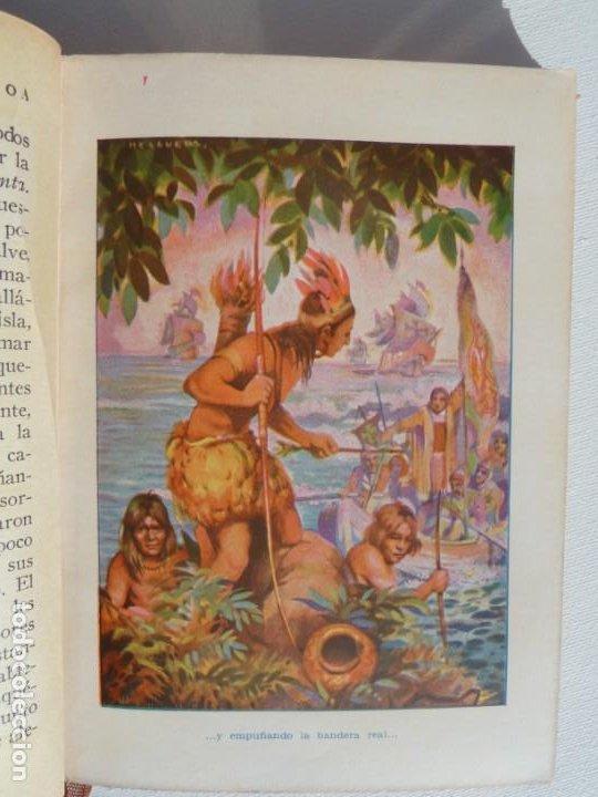 Libros: VASCO NUÑEZ DE BALBOA. ARALUCE. 29 OCTUBRE 1929 1ª EDICION - Foto 7 - 186220178