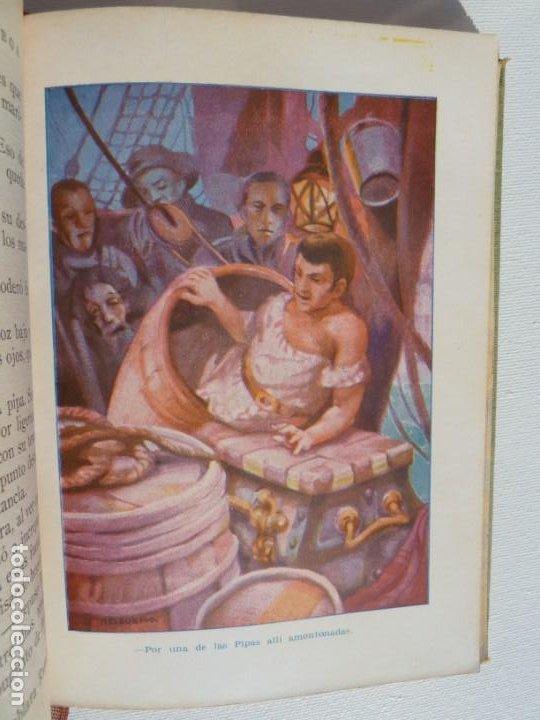 Libros: VASCO NUÑEZ DE BALBOA. ARALUCE. 29 OCTUBRE 1929 1ª EDICION - Foto 9 - 186220178