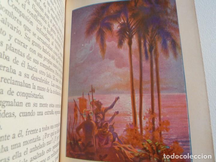 Libros: VASCO NUÑEZ DE BALBOA. ARALUCE. 29 OCTUBRE 1929 1ª EDICION - Foto 10 - 186220178
