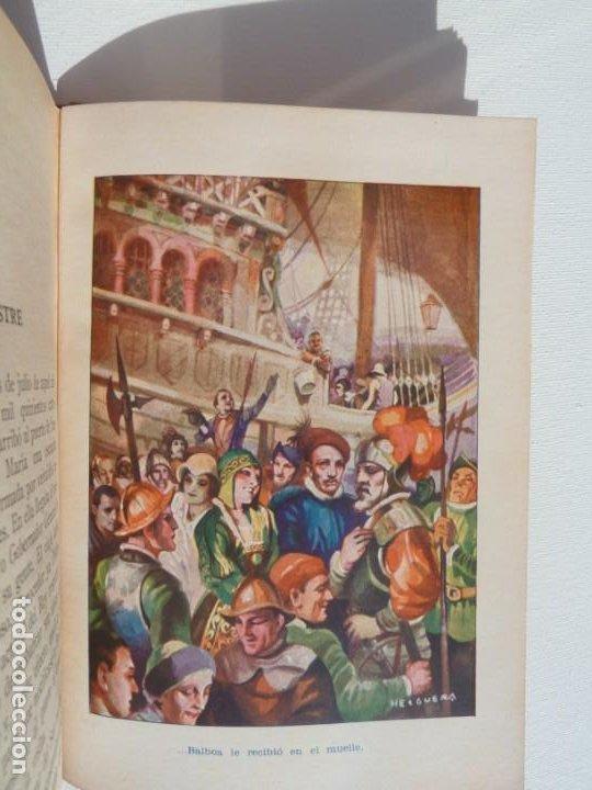 Libros: VASCO NUÑEZ DE BALBOA. ARALUCE. 29 OCTUBRE 1929 1ª EDICION - Foto 12 - 186220178