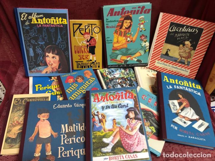 LOTE DE CUENTOS ANTIGUOS FACSÍMIL (Libros Nuevos - Literatura Infantil y Juvenil - Cuentos juveniles)