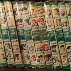 Libros: LOTE DE 18 LIBROS COLECCION HISTORIAS DE EDITORIAL BRUGUERA AÑOS 50-60. Lote 189696488