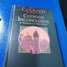 Livros: TOLKIEN ( 8 LIBROS EN TOTAL ). Lote 190301927