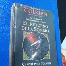 Livros: TOLKIEN ( 9 LIBROS EN TOTAL ). Lote 190303215