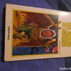 Libros: LIBROJUEGO ROL ANILLOS DE SATURNO 6 TIMUN MAS . Lote 191616238